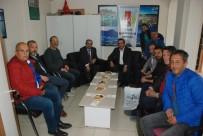 MALİ MÜŞAVİR - Tokatspor, Sarıyer Maçına Odaklandı