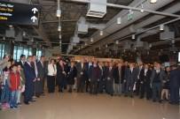 AHMET AYDIN - Trabzon Havalimanı İlk Kez Bir Etkinliğe Ev Sahipliği Yaptı
