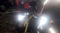 Uçurumdan Düşen Şahsı AFAD Ve UMKE Ekipleri Kurtardı