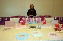 AKSAKAL - Üniversiteli Kızın Hobisi Ticaret Kapısı Oldu