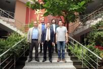 GAZIANTEP ÜNIVERSITESI - Ünlü Yönetmen Zaim'den Rektör Gür'e Ziyaret