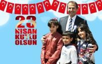 Vali Taşyapan'dan 23 Nisan Mesajı