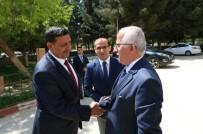 Vali Tuna'dan Başkan Özyavuz'a Ziyaret