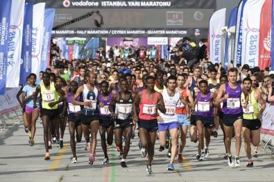Vodafone 12. İstanbul Yarı Maratonu'nda 32 Elit Atlet Yarışacak
