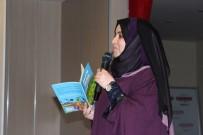 Yazar Nilüfer Aktaş Öğrencilere Okumanın Önemini Anlattı