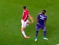ZLATAN IBRAHİMOVİC - Zlatan Ibrahimovic'in korkutan görüntüsü