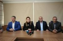 AK Parti Genel Başkan Yardımcısı Öznur Çalık Açıklaması