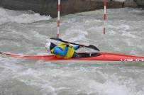 Akarsu Kano Slalom Türkiye Kupası'nın Finali Gerçekleştirildi