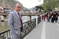 KALİFİYE ELEMAN - Amasya'nın 2023 Hedefi 'Bir Milyon Turist'