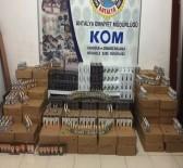 ADLİ KONTROL - Antalya'da 1 Milyon Liralık Elektronik Sigara Ele Geçirildi