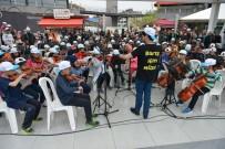 EDIRNEKAPı - 'Barış İçin Müzik Orkestraları'Ndan Muhteşem Konser