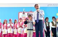 MEHMET AKİF ERSOY - Beyoğlu'nda 23 Nisan Coşkusu Başladı