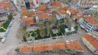 ÇAY BAHÇESİ - Beyşehir'de Yenilenen Şadırvan Meydanı Göz Kamaştırıyor