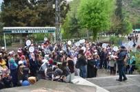 KREDI VE YURTLAR KURUMU - Bilecik'te 81 İlden Gelen 500 Kız Öğrenciyi Ağırladı