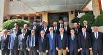 ATATÜRK ÜNIVERSITESI - Bölge Üniversiteleri Rektörleri Mardin'de Bir Araya Geldi
