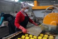 FABRIKA - Bu Kadınlar Ekmeklerini Taştan Çıkartıyor