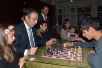 İLÇE MİLLİ EĞİTİM MÜDÜRÜ - Çatak'ta Satranç Turnuvası