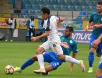 İSTANBUL BAŞAKŞEHİRSPOR - Çaykur Rizespor 3 - 3 Medipol Başakşehir