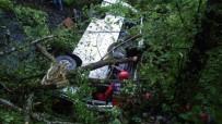 Cenaze Dönüşü Feci Kaza Açıklaması 10 Ölü, 16 Yaralı