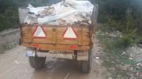 Çevreyi Kirleten Sürücüye Örnek Ceza