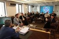 Çin Heyeti Serbest Bölge İçin Kayseri'de
