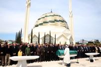 MARMARA ÜNIVERSITESI - Cumhurbaşkanı Erdoğan, Cenaze Törenine Katıldı