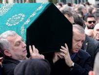 AHMET ERDOĞAN - Cumhurbaşkanı Erdoğan cenazeye katıldı
