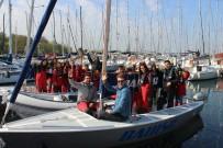 SOSYAL SORUMLULUK - Deniz Görmemiş Çocuklara 23 Nisan Sürprizi