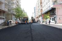 SICAK ASFALT - Diyarbakır'da Asfalt Çalışmaları Sürüyor