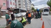 HASTALıK - Edirne Belediyesi Islah Çalışmalarına Devam Ediyor