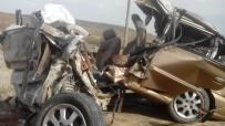 TIR ŞOFÖRÜ - Erzurum'da feci kaza: 2 ölü 3 yaralı