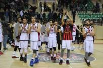ESKİŞEHİR - Eskişehir Basket Sezonu Galibiyetle Noktaladı