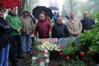 KAYACıK - Gazeteci Ahmet Kayacık Ölümünün 3. Yılında Da Unutulmadı