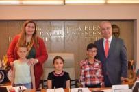 İLÇE MİLLİ EĞİTİM MÜDÜRÜ - Genç Başkanlar Koltuğa Oturdu
