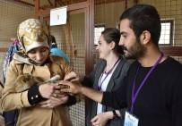 ATATÜRK ÜNIVERSITESI - Genç İletişimcilerden Hayvan Barınağı'na Ziyaret