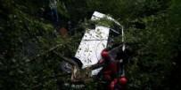 JANDARMA - Zonguldak'ta cenaze dönüşü kaza! Son detaylar