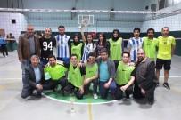 ANADOLU LİSESİ - Hakkari'de Öğretmenler Arası Voleybol Turnuvası