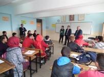İLÇE MİLLİ EĞİTİM MÜDÜRÜ - Havran'da Kaymakamın Okul Ziyareti