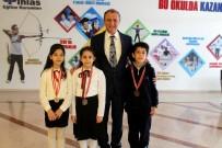 KARATE - İhlas Koleji Öğrencisi Teniste İstanbul Şampiyonu Oldu