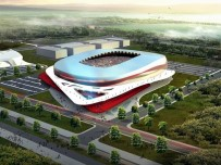 SPOR BAKANLIĞI - İsmail Erkurt Tutu Açıklaması 'Stadın Bu Seneye Yetişme Şansı Zor'