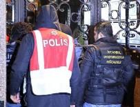 FETÖ TERÖR ÖRGÜTÜ - İstanbul'daki FETÖ/PDY operasyonu
