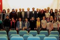 ALİ HAMZA PEHLİVAN - İznikli Öğrenciler Turizmi Yetkililerden Öğrendi