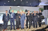BAŞARI ÖDÜLÜ - Kalder'in En Prestijli Ödülü Doğu Pres'in