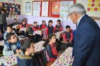 MEHMET AKİF ERSOY - Kars Belediye Başkanından Çocuklara 23 Nisan Ziyareti