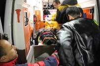 MEHMET TURGUT - Kastamonu'da Hastaneden Dönen Kamyonet, Dereye Uçtu Açıklaması 1 Ölü, 2 Yaralı