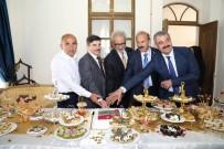 KUVEYT EMIRI - Kilis Belediyesi Konaklarına Ziyaret