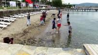HAFTA SONU TATİLİ - Kimsesiz Çocuklar Bodrum'da 23 Nisan Tatilinde