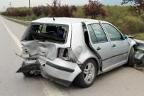 UZUNÇIFTLIK - Kocaeli'de Trafik Kazası Açıklaması 6 Yaralı