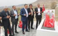 MEHMET KARATAŞ - Memur-Sen'den Şehit Polis Fethi Sekin'in Kabrine Ziyaret