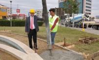 KıBRıS - Milas Şehitler Anıtı'nda Çalışmalar Başladı
